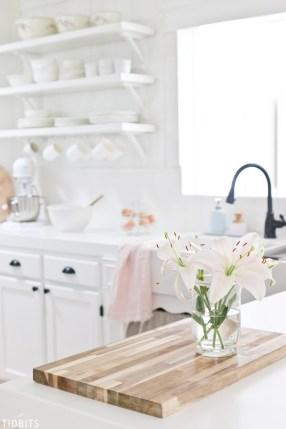 Magnificient Spring Kitchen Decor Ideas 24