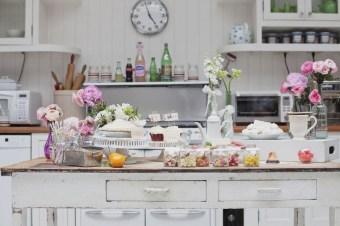 Magnificient Spring Kitchen Decor Ideas 40