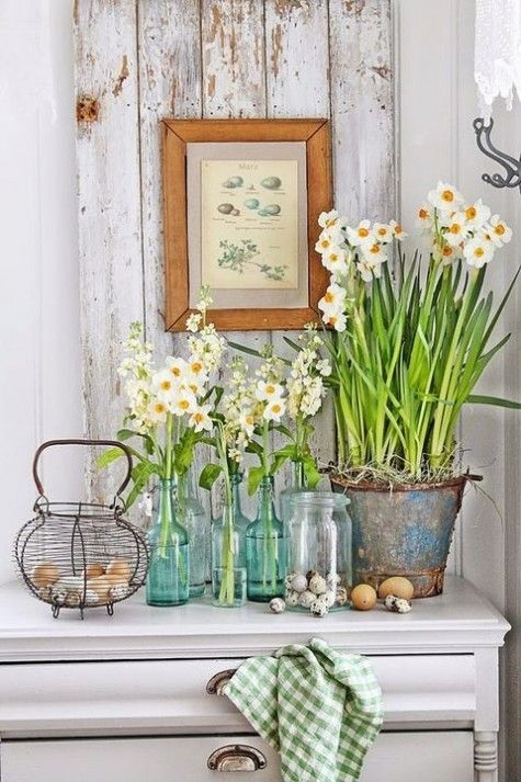 Magnificient Spring Kitchen Decor Ideas 45