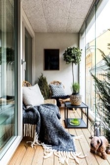 Perfect Small Balcony Design Ideas 16