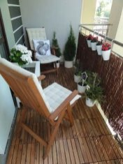 Perfect Small Balcony Design Ideas 20