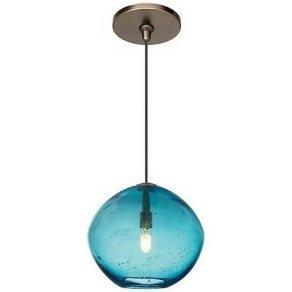 Pretty Aqua Pendant Lamp Ideas 28