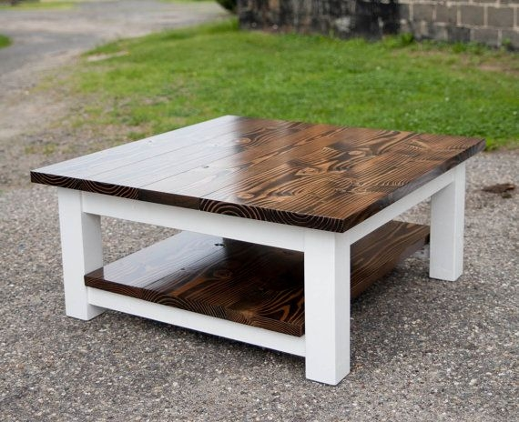 Stunning Coffee Table Design Ideas 21