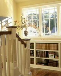 Unique Staircase Landings Featuring Creative Use Of Space 09