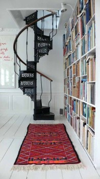 Unique Staircase Landings Featuring Creative Use Of Space 29
