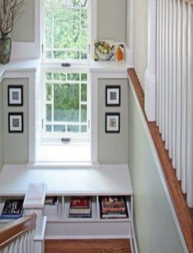 Unique Staircase Landings Featuring Creative Use Of Space 45