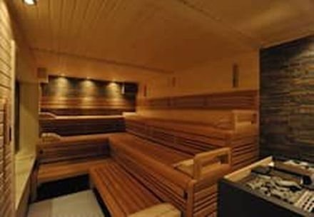 Wonderful Home Sauna Design Ideas 12