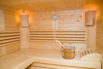 Wonderful Home Sauna Design Ideas 27