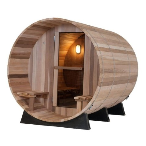 Wonderful Home Sauna Design Ideas 28