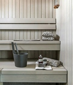 Wonderful Home Sauna Design Ideas 34