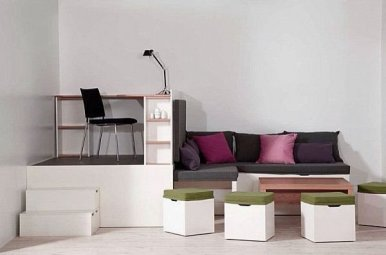 Wonderful Multifunctional Bed For Space Saving Ideas 05