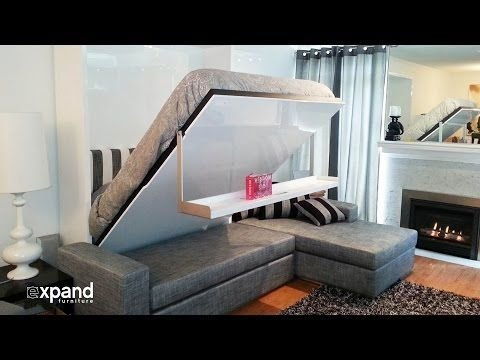 Wonderful Multifunctional Bed For Space Saving Ideas 08