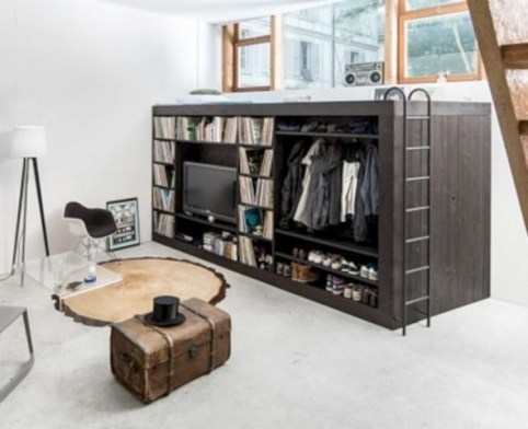 Wonderful Multifunctional Bed For Space Saving Ideas 18