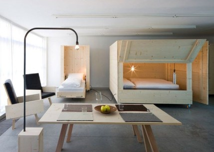 Wonderful Multifunctional Bed For Space Saving Ideas 21