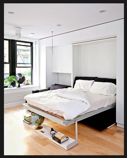 Wonderful Multifunctional Bed For Space Saving Ideas 22