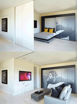 Wonderful Multifunctional Bed For Space Saving Ideas 28