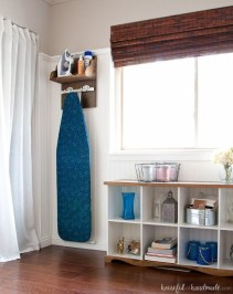 Amazing Diy Laundry Room Makeover With Farmhouse Style Ideas 04