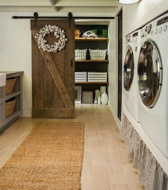 Amazing Diy Laundry Room Makeover With Farmhouse Style Ideas 07