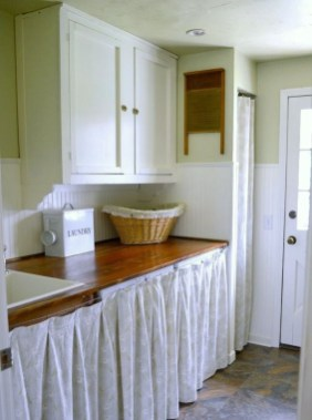 Amazing Diy Laundry Room Makeover With Farmhouse Style Ideas 08
