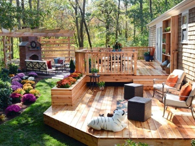 Best Ways To Create A Relaxing Porch Ideas For Big Family 07