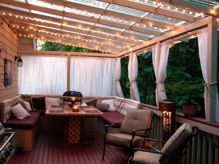 Best Ways To Create A Relaxing Porch Ideas For Big Family 12