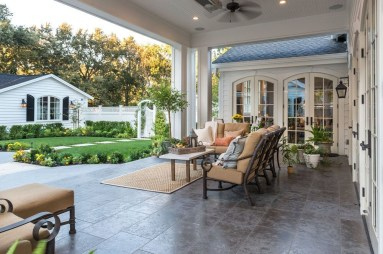 Best Ways To Create A Relaxing Porch Ideas For Big Family 15