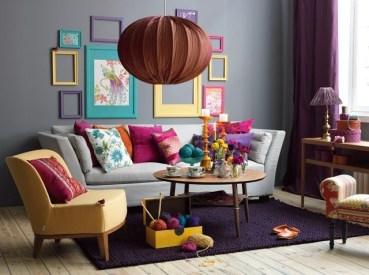 Comfy Boho Bedroom Decor With Attractive Color Ideas 25
