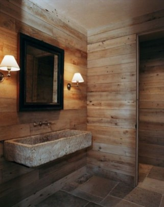 Creative Rustic Bathroom Ideas For Upgrade Your House 27