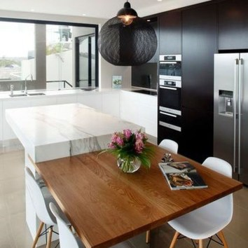 Fabulous Kitchen Countertop Trends Design For Small Space Ideas 16