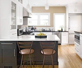 Fabulous Kitchen Countertop Trends Design For Small Space Ideas 42
