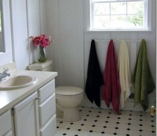 Gorgoeus Diy Remodeling Bathroom Projects On A Budget Ideas 23