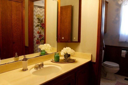 Gorgoeus Diy Remodeling Bathroom Projects On A Budget Ideas 28