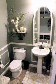 Gorgoeus Diy Remodeling Bathroom Projects On A Budget Ideas 31