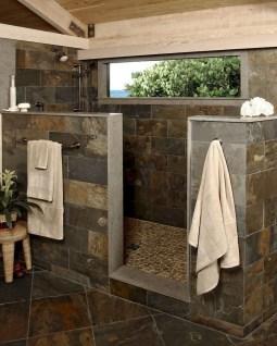 Lovely Modern Farmhouse Design For Bathroom Remodel Ideas 21