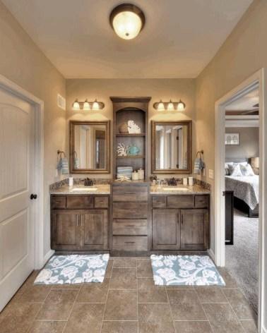Lovely Modern Farmhouse Design For Bathroom Remodel Ideas 39