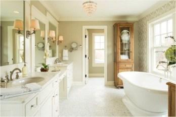 Lovely Modern Farmhouse Design For Bathroom Remodel Ideas 42