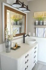Lovely Modern Farmhouse Design For Bathroom Remodel Ideas 43
