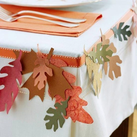 Lovely Turkey Decor For Your Thanksgiving Table Ideas 23