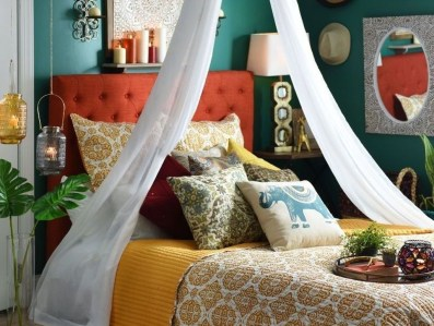 Marvelous Master Bedroom Bohemian Hippie To Inspire Ideas 41