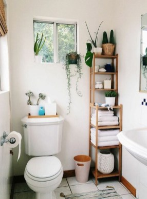 Minimalist Small Bathroom Storage Ideas To Save Space 09