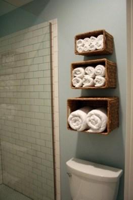 Minimalist Small Bathroom Storage Ideas To Save Space 18
