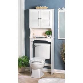 Minimalist Small Bathroom Storage Ideas To Save Space 22