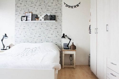 Popular Scandinavian Bedroom Design For Simple Bedroom Ideas 14