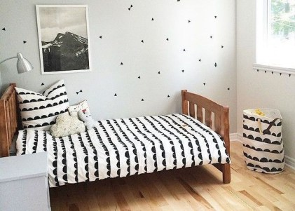 Popular Scandinavian Bedroom Design For Simple Bedroom Ideas 26