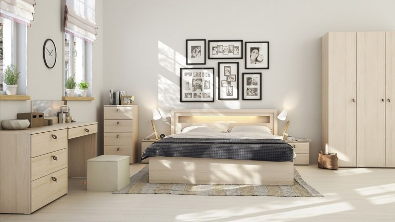 Popular Scandinavian Bedroom Design For Simple Bedroom Ideas 33