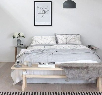 Popular Scandinavian Bedroom Design For Simple Bedroom Ideas 38