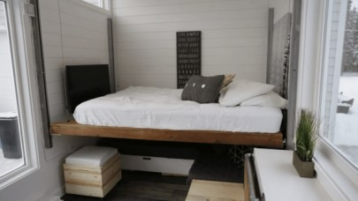 Simple Tiny Bedrooms Design With Huge Style Ideas 21