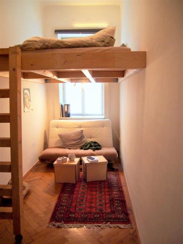Simple Tiny Bedrooms Design With Huge Style Ideas 43