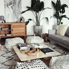 Stunning Bohemian Style Home Decor Ideas 02