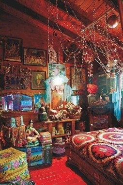 Stunning Bohemian Style Home Decor Ideas 20